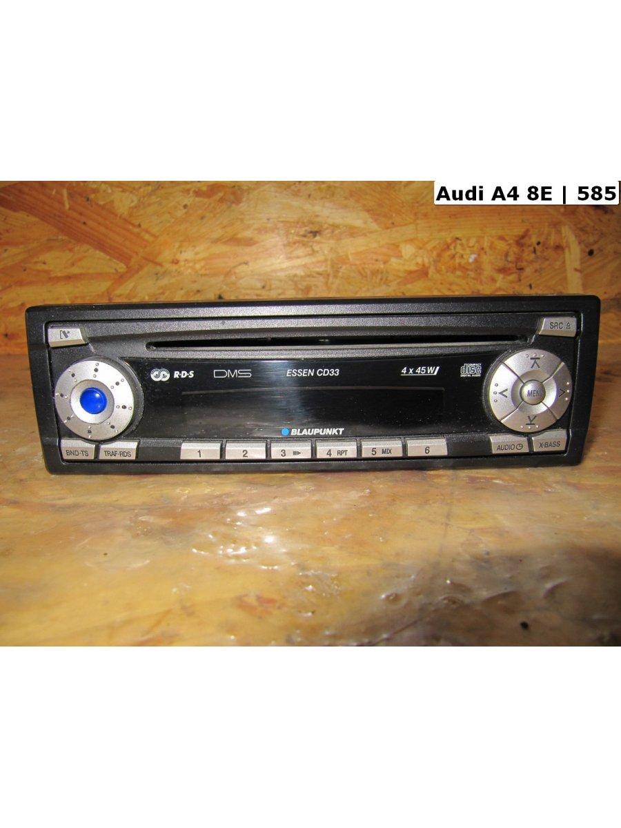 blaupunkt essen autoradio cd radio cd33 7643171310. Black Bedroom Furniture Sets. Home Design Ideas