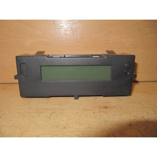 | Display Bordcomputer Frequenzanzeiger 8200290542B | Renault [786] Laguna II